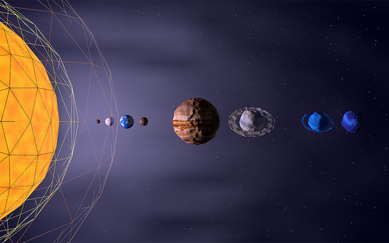solar system facts - HD2048×1152