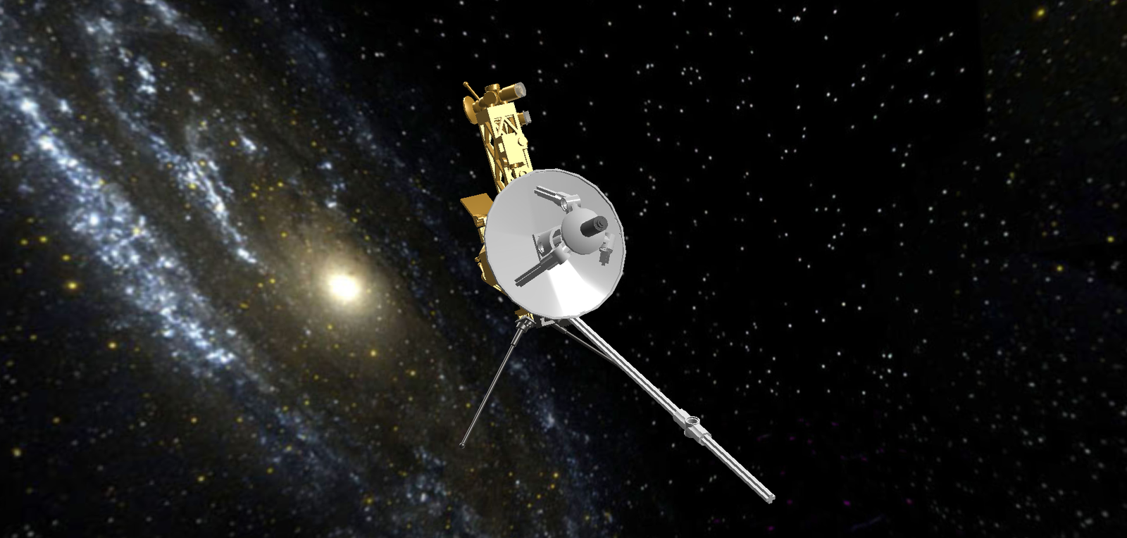 voyager 1 current position - HD1280×768